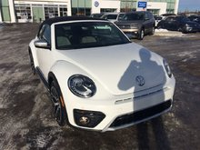 2018 Volkswagen The Beetle Dune Convertible 2.0T 6sp at w/Tip