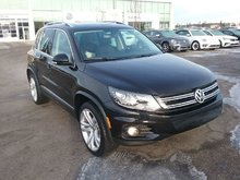 2012 Volkswagen Tiguan Highline 6sp at Tip 4M