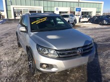 2017 Volkswagen Tiguan Highline 2.0T 6sp at w/ Tip 4M