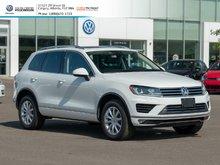 2016 Volkswagen Touareg Sportline 3.6L 8sp at w/Tip 4M