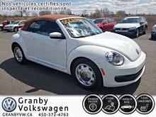 Volkswagen Beetle Convertible CLASSIC  SEULEMENT 18,480KM 2016