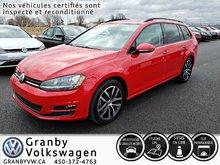 Volkswagen Golf Sportwagon CUIR GPS XENON TOIT PANO 2016