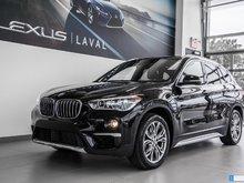 2016 BMW X1 AWD, Camera, Toit Pano, Sièges Chauffants