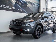 Jeep Cherokee TrailHawk / Toit Pano / Navigation / Camera 2016