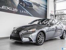 Lexus IS 300 F-Sport 2 / GPS / Taux à compter de 1.9% 2016