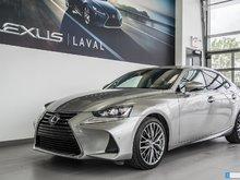 2018 Lexus IS 300 AWD Navigation / Cuir / Caméra / Toit