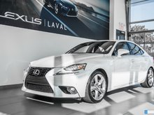 Lexus IS 350 AWD AWD / Navigation / Camera/ Cuir 2015