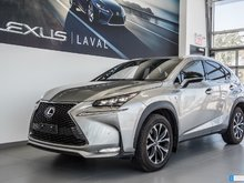 Lexus NX 200t F-sport 2 / GPS / Taux à compter de 1.9% 2016