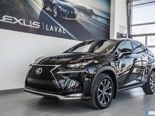 2017 Lexus NX 200t F-Sport 1, Cam, Toit. Taux a compter de 1.9%