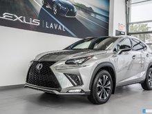 Lexus NX F-Sport 2 / GPS / CAM / TOIT 2018