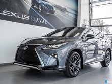 2017 Lexus RX 350 F-sport 2 / AWD / Navigation / Cruise adaptative