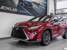 Lexus RX 350 F-sport 2 / GPS/ CAM / CUIR / TOIT 2018