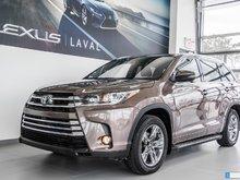 Toyota Highlander Limited / GPS / JBL / Camera 2017