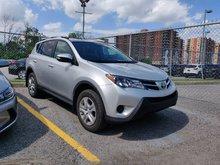 Toyota RAV4 LE / AWD / Camera / Bluetooth 2015