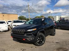 Jeep Cherokee TRAILHAWK LEATHER PLUS 2018