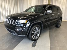 2018 Jeep GRAND CHEROKEE LIMITED Limited