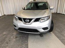 Nissan ROGUE S SILVER*GARANTIE 2016