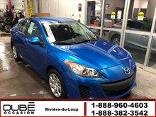 Mazda Mazda3 GX AUTOMATIQUE AIR CLIMATISÉ 2012