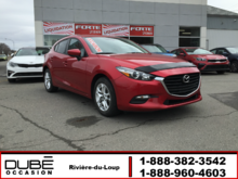 Mazda Mazda3 SPORT GX, MAGS,VITRES TEINTÉES 2017