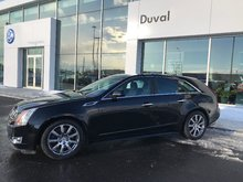 2013 Cadillac CTS Wagon Luxury