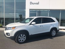 2012 Kia Sorento LX 3.5L AWD SIEGES CHAUFFANTS BLUETOOTH CRUISE A/C