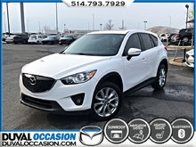 Mazda CX-5 GT + NAVIGATION + TOIT OUVRANT + CUIR 2015
