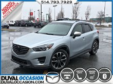 Mazda CX-5 GT + NAVIGATION + CUIR + TOIT OUVRANT 2016