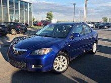 Mazda3 GS + TOIT OUVRANT ***VÉHICULE VENDU TEL QUEL*** 2007
