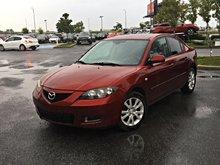 2008  Mazda3 GS + TOIT OUVRANT