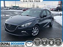 2015 Mazda Mazda3 GX + GROUPE ELECTRIQUE + CLIMATISATION