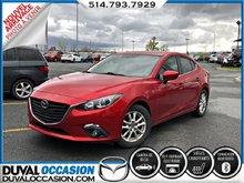 2015 Mazda Mazda3 GS + TOIT OUVRANT + CAMERA DE RECUL