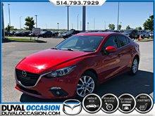 Mazda3 GS + TOIT OUVRANT + CAMERA DE RECUL 2015