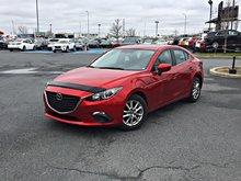 2016 Mazda Mazda3 GS + NAVIGATION + TOIT OUVRANT + SIÈGES CHAUFFANT