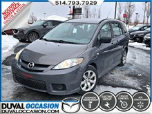 Mazda Mazda5 GS + CLIMATISATION + 6-PASSAGERS 2007