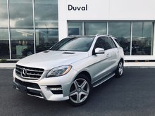 Mercedes-Benz M-Class ML 350 BlueTEC 2015
