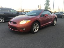 Mitsubishi Eclipse GS CONVERTIBLE 2008
