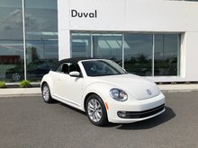 Volkswagen Beetle Convertible Highline 2013