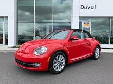 2015 Volkswagen Beetle Convertible 1.8 TSI