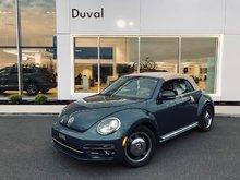 Volkswagen Beetle Convertible COAST, BAS KM, CONVERTIBLE, CARPLAY, FENDER 2018