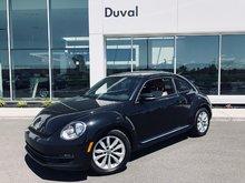 Volkswagen Beetle Coupe CLASSIC, NAV/GPS, TOIT OUVRANT 2015