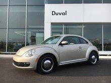 2016 Volkswagen Beetle Coupe Classique