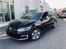 2017 Volkswagen E-Golf COMFORTLINE, ENSEMBLE TECHNOLOGIE + SIMILI CUIR
