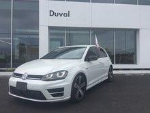 Volkswagen Golf R TECHNOLOGIE 2016