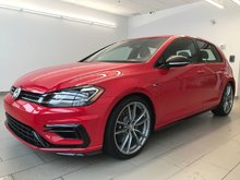 Volkswagen Golf R -5000$ DE RABAIS DERNIER 2018 2018