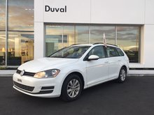 2015 Volkswagen Golf Sportwagon Trendline AUTOMATIQUE