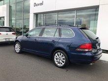 2013 Volkswagen Golf wagon COMFORTLINE, TDI