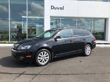 Volkswagen GOLF WAGON TDI COMFORTLINE 2014
