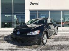 2015 Volkswagen Golf Trendline 1.8 TSI,
