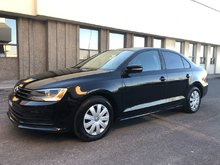 2015 Volkswagen Jetta TRENDLINE + A/C
