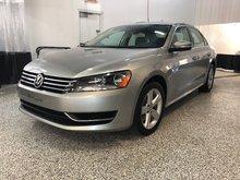 2013 Volkswagen Passat Comfortline